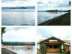 Il lago di Bolsena e il nostro chiosco di riferimento