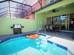 ACO Family – 4Bd with Private Pool and Grill(1808)