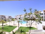 Duplex Bouskoura Golf City w/ Swimming Pool #09