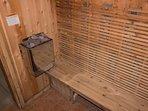 Wisconsin Dells Getaways Sauna #410