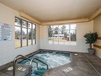 Wisconsin Dells Getaways Hot Tub #402