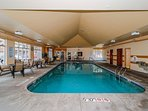 Wisconsin Dells Getaways Indoor Pool #402