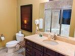 Wisconsin Dells Getaways Bathroom #405