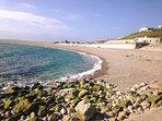 Beach at Overcombe