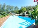 2 bedroom Villa in Castelvecchio Pascoli, Tuscany, Italy : ref 5247718