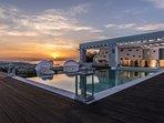 7 bedroom Villa in Plintri, South Aegean, Greece : ref 5310585