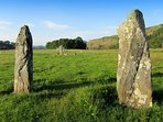 Fascinating Temple Wood Stone Circle