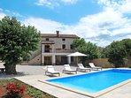 2 bedroom Villa in Sveti Ivan, Istria, Croatia : ref 5641282