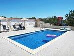 5 bedroom Villa in Velika Cista, Sibensko-Kninska Zupanija, Croatia : ref 564111