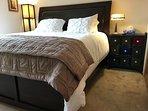 King Tempurpedic Bedroom