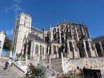 La cathédrale St Julien