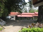 The Vergomont is a heritage bungalow set up as a home stay in pristine hill surroundings