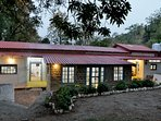 A heritage home stay set up in pristine hills close to Nainital.