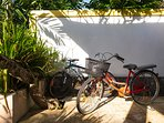 Villa Mako - Bicycles