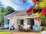 Hout Bay Beach Cottage, delightful freestanding self-catering cottage, set in private garden