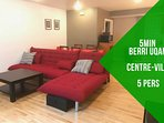 Cardinal · Very big 1 bedroom Apart, downtown location