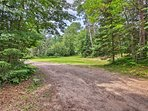 A quiet country road leads you to your new home-away-from-home.
