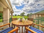 Located at the Holiday Hills Resort, this condo for 4 had great amenitites!