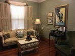Old fashioned Parlor off the Grand Cypress Foyer is a great place to relax.