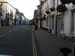 This is Beaumaris town