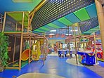 On-site facilities:- Gaming arcade and play gym