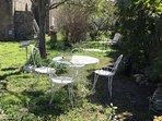 Jardin partager avec propriétaires