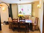 Dining area / 3d bedroom area