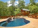 Resort Swimming Pool at Summit View