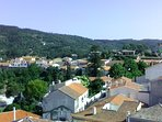 Amazing rooftop views over Monchique