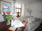 Plan your days out from lounge dining table