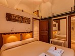 15 coronari double bedroom with bathroom2