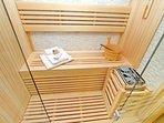 30 coronari sauna