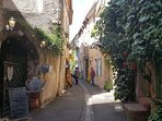 The medieval village of Lourmarin