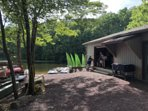 Big Boulder club boat rental area