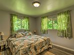 Admire tropical landscaping from every room!
