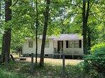 NEW! Twin Lake House ~15 Mins from Lake Michigan!
