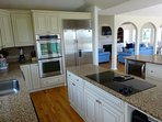 Gourmet Remodeled Kitchen