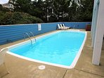 Large, Heated, Private Pool