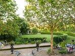5 acres of magnificent garden