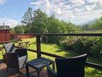 Bramble Lodge - Garden View