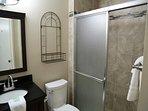 Master bathroom - private