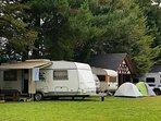 Camping con todas las comodidades para tu casa rodante , motorhome ,csmper y carpa