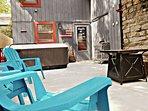 Ohio River Cabin Getaway in Historic Augusta Ky