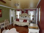King Master Suite.  This room can be rented individually.
