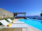 3 bedroom Villa in Pissidos, Crete, Greece : ref 5644126