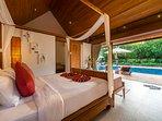 Baan Puri - Peony poolside suite outlook