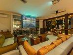 Baan Puri - Cinema room
