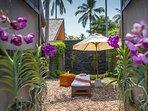 Baan Puri - Massage area