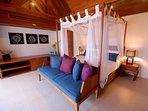 Baan Puri - Peoni bedroom setting
