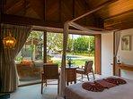 Baan Puri - Frangipani garden suite outlook